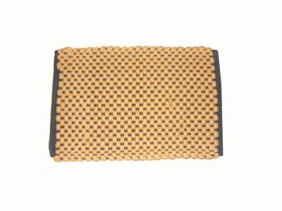 Mrignayaneei Cotton, Nylon Medium Door Mat Cotton