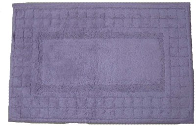AyushFabrics Rubber Medium Door Mat Soft Fabric Top