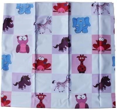 Cosy Plastic Small Generic Mat Animal Print