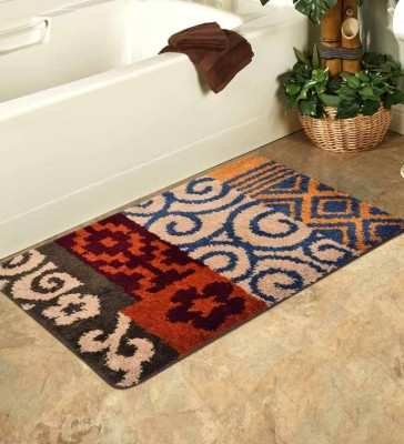 Obsessions Polyester Large Bath Mat SUP34