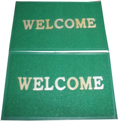 Vg store Rubber Medium Door Mat Rubber