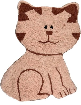 Homefurry Cotton Large Floor Mat Wild Cat