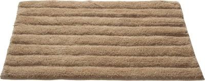 Homefurry Cotton Large Bath Mat Bathe Stripes