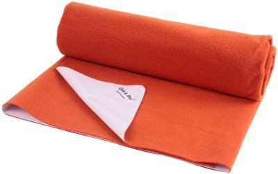 Quick Dry Cotton Small Sleeping Mat 617 S Toffee