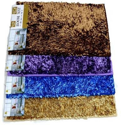 Portia Microfiber Medium Floor Mat combo4brwn