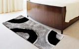 Chelsi Polyester Floor Mat Designer Runn...