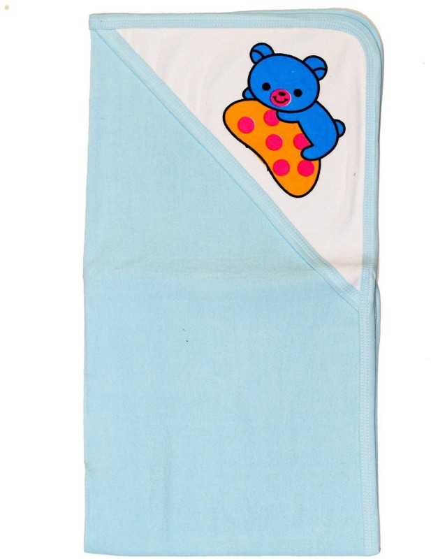 Babeezworld Cotton Changing Mat Bebeezworld Towel(Multicolor, Free)