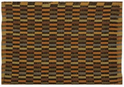 Po Box Cotton Free Floor Mat Floor Rug(Rust, 1 Floor Mat)