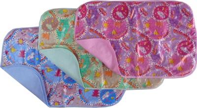 Tag Products Plastic Large Baby Bath Mat Towel & Plastic Sheet