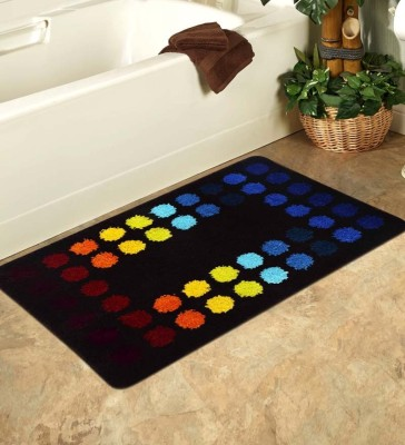 Obsessions Polyester Large Bath Mat SUP37