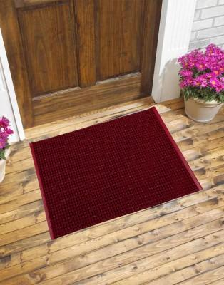 Carpet House Vishali PVC Medium Door Mat Solid Grace