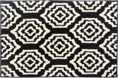 Riva Carpets Polyester Small Bath Mat Hive