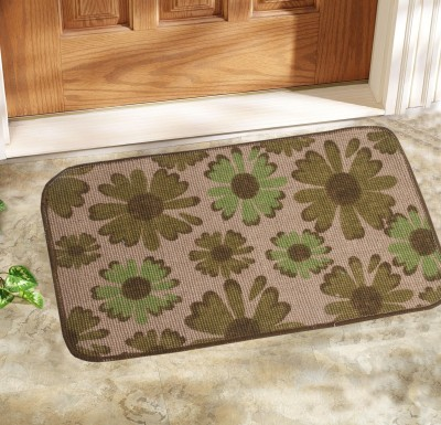 Saral Home Jute Medium Bath Mat Bathmat
