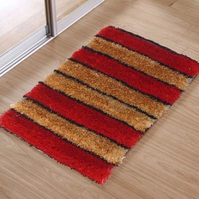 Presto Polyester Medium Door Mat Shaggy Doormat