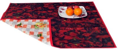 Kuber Industries PVC Medium Floor Mat Food Mat