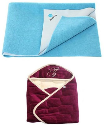 QUICK DRY Microfiber Large Sleeping Mat WRAPPER COMBO