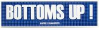 Happily Unmarried PVC Small Play Mat Bottoms Bar Mat(Blue, 1 Mat)