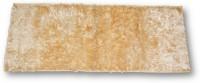 Sudesh Handloom Polyester, Velvet Floor Mat Sudesh Handloom Imported Stuff Light Golden Rug(Light Golden, Medium)