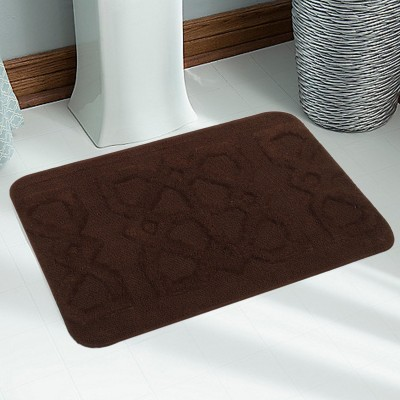Saral Home Cotton Large Bath Mat Bathmat