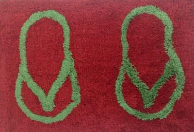 RedHot Cotton Medium Door Mat A15