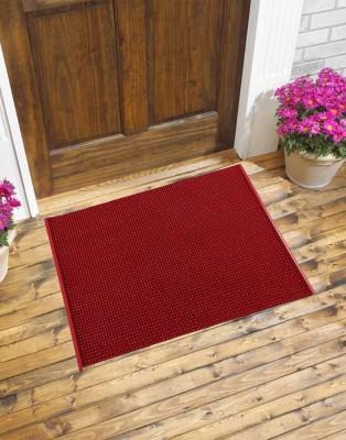 Carpet House Vishali PVC Large Door Mat Solid Charm