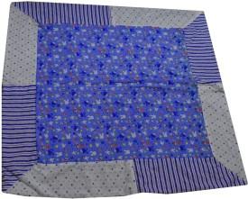 Creative Textiles Cotton Play Mat cotton mat(Multicolor, Medium)