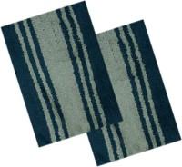 IWS Cotton Door Mat Door Mat(Multicolor, Medium)
