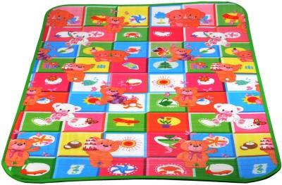 Priya Exports Polypropylene Extra Large Floor Mat Bears