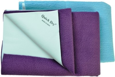 QUICKDRY Polyester Pongee Small Sleeping Mat BED PROTECTING SHEET