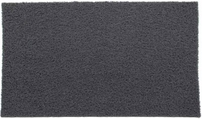 Lukluck PVC Medium Door Mat Pvc Floor Mat - Grey
