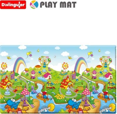 Dwinguler PVC Large Play Mat Dwinguler Dinoland Playmat