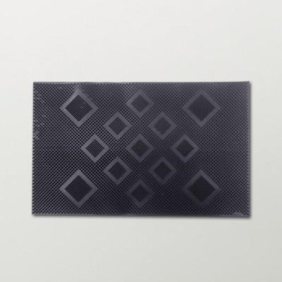 Firangi Rubber Free Door Mat Firangi Cube Bristle Door Mat