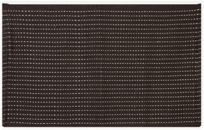 Po Box Cotton Free Floor Mat Floor Rug(Brown, 1 Floor Mat)