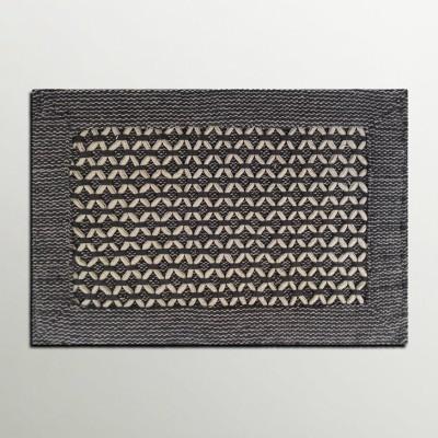 Firangi Cotton, Polyester Free Door Mat Firangi Diamond Rope Door Mat