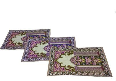 Mangal Organic Cotton Large Prayer Mat set of 3