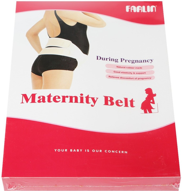 Farlin Healthy Supporting Maternity Belt(Cream)