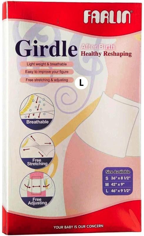 Farlin Healthy Reshaping Girdle Large(Cream Color)