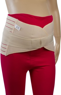 Mee Mee Post-Natal Maternity Support Corset Belt(CREAM)
