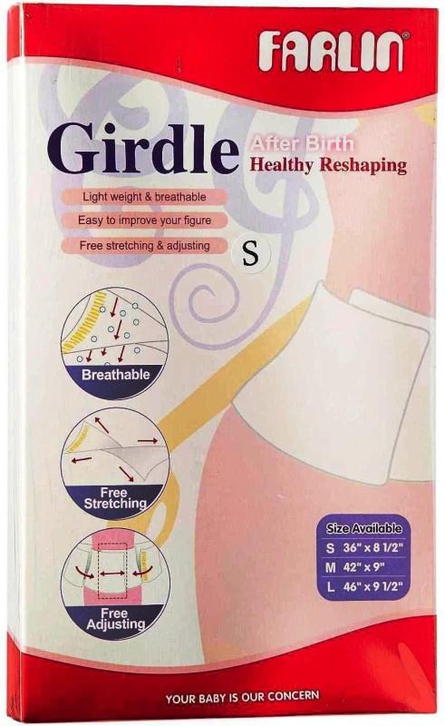 Farlin Healthy Reshaping Girdle Small(Cream Color)