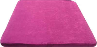 Homeblendz Elastic Strap King Size Mattress Protector(Pink)