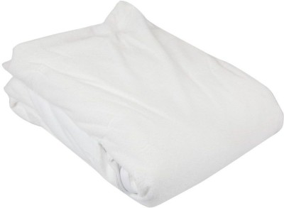Just Linen Elastic Strap Queen Size Mattress Protector