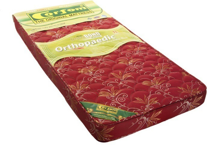 Corfom Durabond Majestic~ Orthopedic; 11yrs Guarantee(Maroon, Dark Brown)