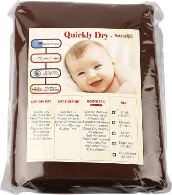 Nostaljia Quckly Dry Water Proof Mat Double Mat