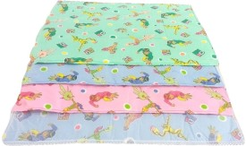 Baby's Clubb BC-Changer sheet ben10(Green, Blue, Pink, Multicolor)