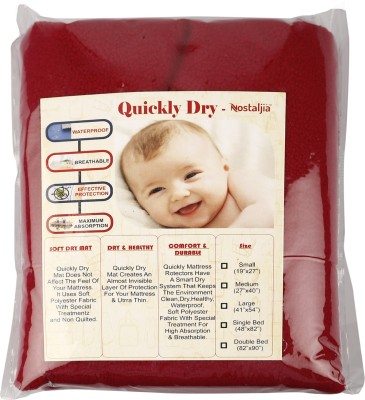 Nostaljia Quckly Dry Water Proof Mat Small