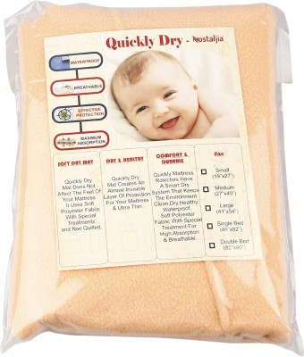 Nostaljia Quckly Dry Water Proof Mat Large