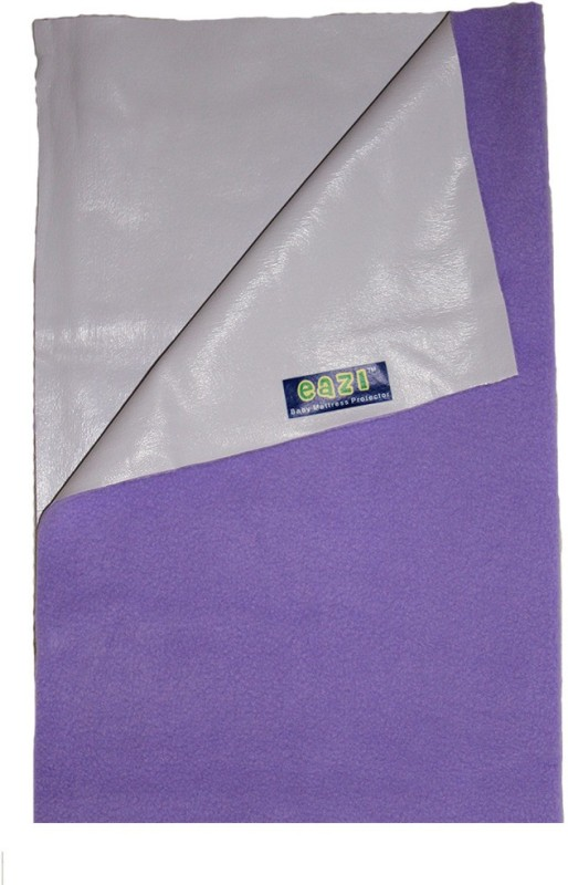 Eazi Waterproof Mattress Protector(Light Purple)