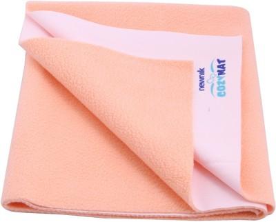 Newnik Cotton Extra Large Sleeping Mat Single Bed - Peach