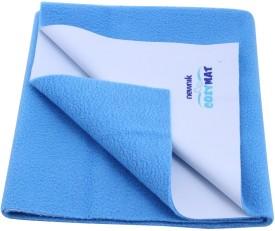 Cozymat Cozymat Soft, Waterproof, Reusable Mat / Underpad / Absorbent Sheets / Mattress Protector(Multicolor)