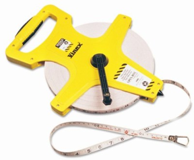 Vinex Open Reel Measurement Tape(30 Metric)